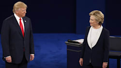 Débat agressif entre Donald Trump et Hillary