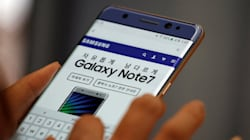 Samsung Galaxy Note 7 Phones Banned From Flights In Canada,