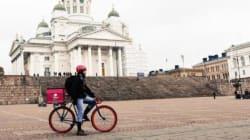 Senza freni: i giovani rider bloccano