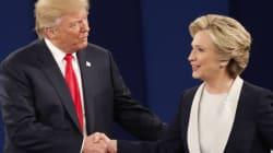 Présidentielle américaine: voyez pour qui la dynamique électorale reste