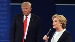 Hillary Clinton sobrevive ao debate mais bruto de todos os