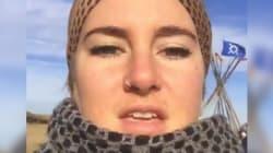Shailene Woodley Livestreams Her Arrest At A Pipeline