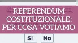 Bicameralismo, Senato, Consulta: su cosa si vota al referendum del 4
