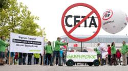 Leaked Canada-EU Trade Document Aimed At Pacifying Critics: