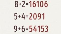 Se riesci a risolvere questa equazione sei un