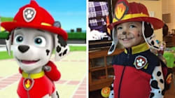 10 Adorable DIY Costume Ideas For PAW Patrol
