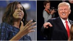 Michelle Obama dénonce les propos de