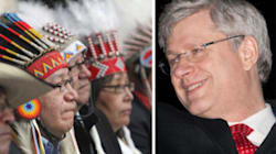 Paul Martin To Harper On First Nations: Get On With It, You Wasted 6