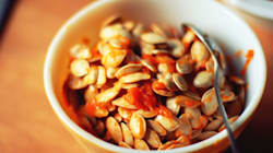The Easiest Way To Separate Pumpkin Seeds From The