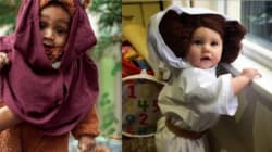 DIY Star Wars Halloween Costumes Worthy Of Your Little
