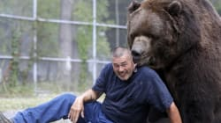 Playing With Bears As Natural As Petting A Dog: Wildlife