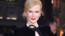 Nicole Kidman Wears Her Best Look In