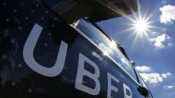 Uber obtient son permis