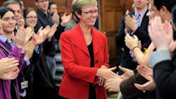 WATCH: NDP Leader Says Focus On MP Pensions Just A