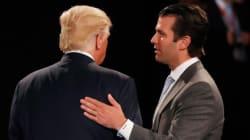 Trump Jr estime que les femmes qui tolèrent pas le harcèlement n'ont pas leur place sur le marché du