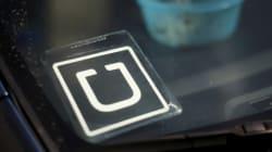 Le projet pilote avec Uber démarre sur les chapeaux de