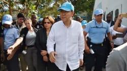 Ban Ki-moon de passage en