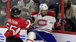 Le Canadien s'incline en tirs de