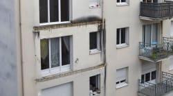 L'effondrement d'un balcon fait quatre morts et une dizaine de blessés en