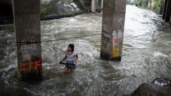 Un typhon meurtrier au Viet