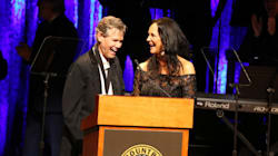 Years After A Stroke Took His Voice, Randy Travis Stuns Crowd By