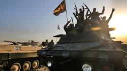 En pie, la ofensiva para arrebatar al Estado Islámico el control de
