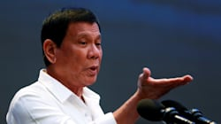 Philippines President Wants To Be BFFs With Trump,