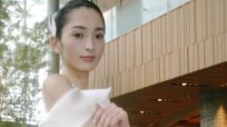 佐藤かよさん、ウエディングドレス姿を披露 ショーに込めた思い(画像集)