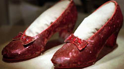 Smithsonian Needs $300,000 To Save Dorothy's Ruby Red