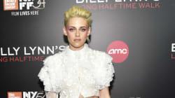 Kristen Stewart est de plus en plus une bête de mode