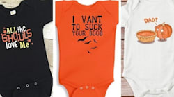 18 Funny Halloween Onesies Perfect For Your Little