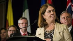 Jane Philpott Apologizes To Health Ministers Over Funding