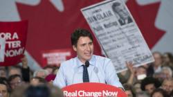 Homo Politicus 2.0: Trudeau, rockstar du