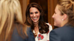 Kate Middleton Can't Stop, Won't Stop Wearing