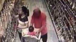 Il terrore di ogni mamma: un uomo cerca di rapire la figlia al