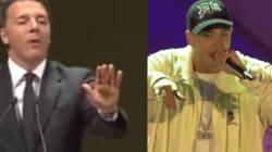 Renzi versione Eminem: i discorsi per il referendum remixati con