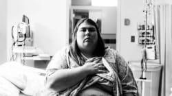 過食症に苦しんだフォトグラファー、体重が激減していく姿を写真で記録する(画像集)