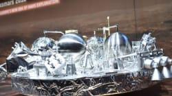 Este es el 'cadáver' de la sonda Schiaparelli, estrellada en