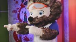 La Russie choisit sa mascotte pour la Coupe du monde de