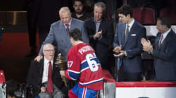 Senator Jacques Demers Released From