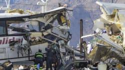 Un accident d'autobus fait 13