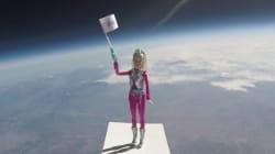 Barbie viaja al espacio (y sale desde
