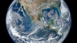 La Terre en haute