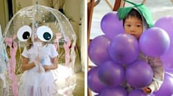 10 Easy Halloween Kids' Costumes Even Lazy Parents Can