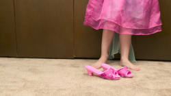 Judges Told Child Not To Wear Girls' Clothes In