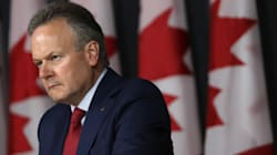 Stephen Poloz Says Four Words, And The Loonie Loses A Cent