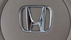 Coussins gonflables non réparés: des conducteurs de Honda en