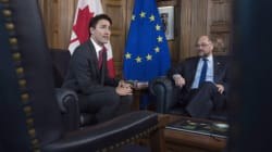 Trudeau Speaks To EU Parliament President In Bid To Save