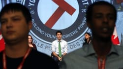 Trudeau Jeered, Booed At Youth
