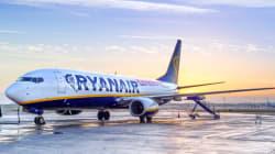 Ryanair lancia 100mila biglietti a 2 sterline, ma bisogna prenotare entro